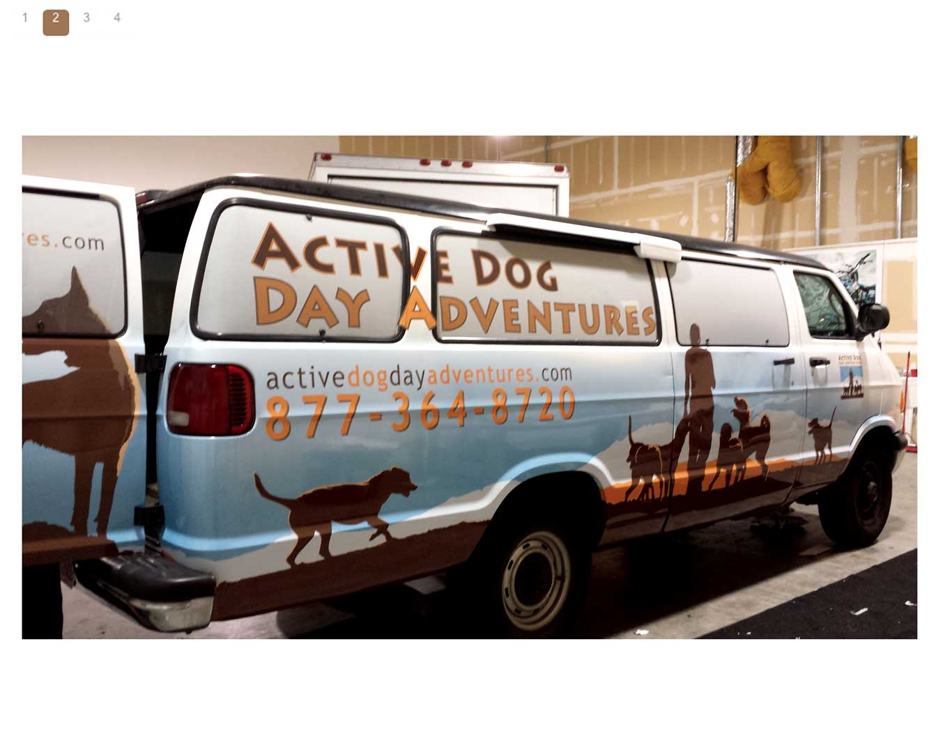 Exterior- Pet Dog USA