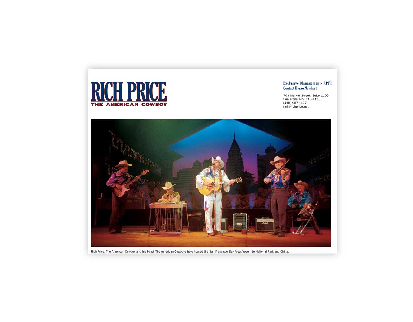 Trade Show- Rich Price