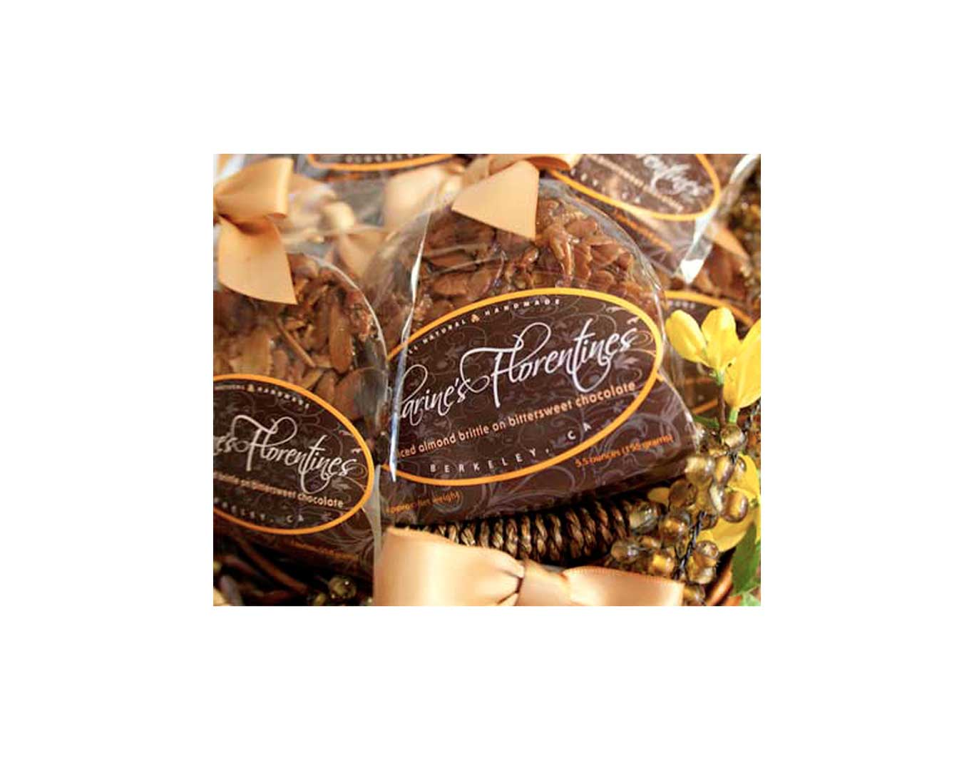 Packaging- Clarine's Florentines