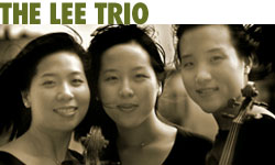 Website- The Lee Trio