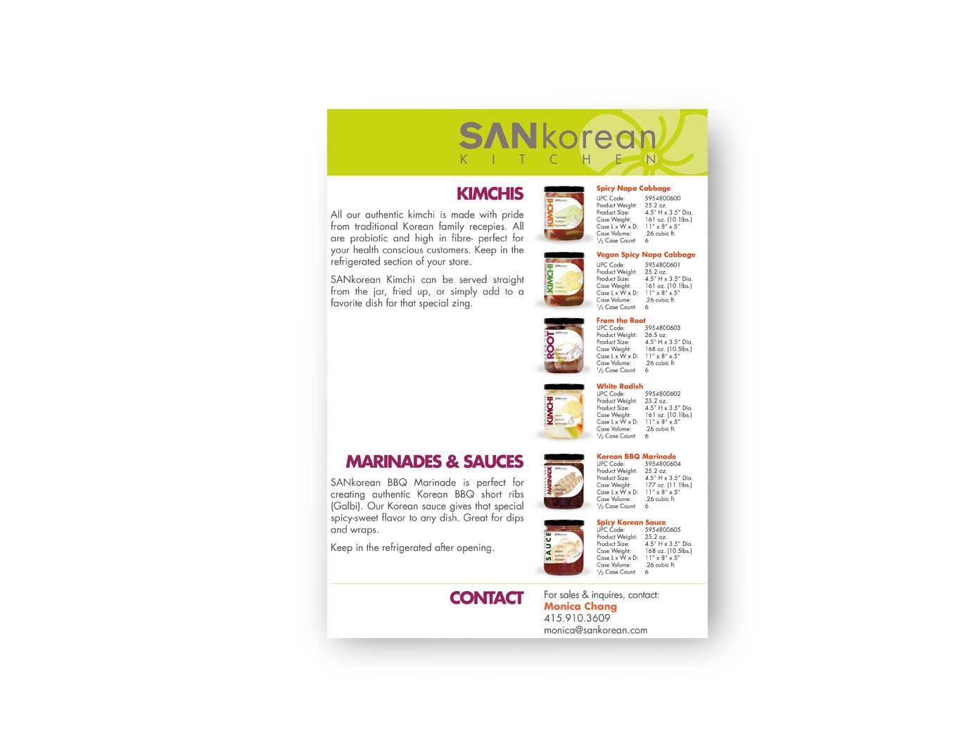 Campaign- SANkorean Kitchen