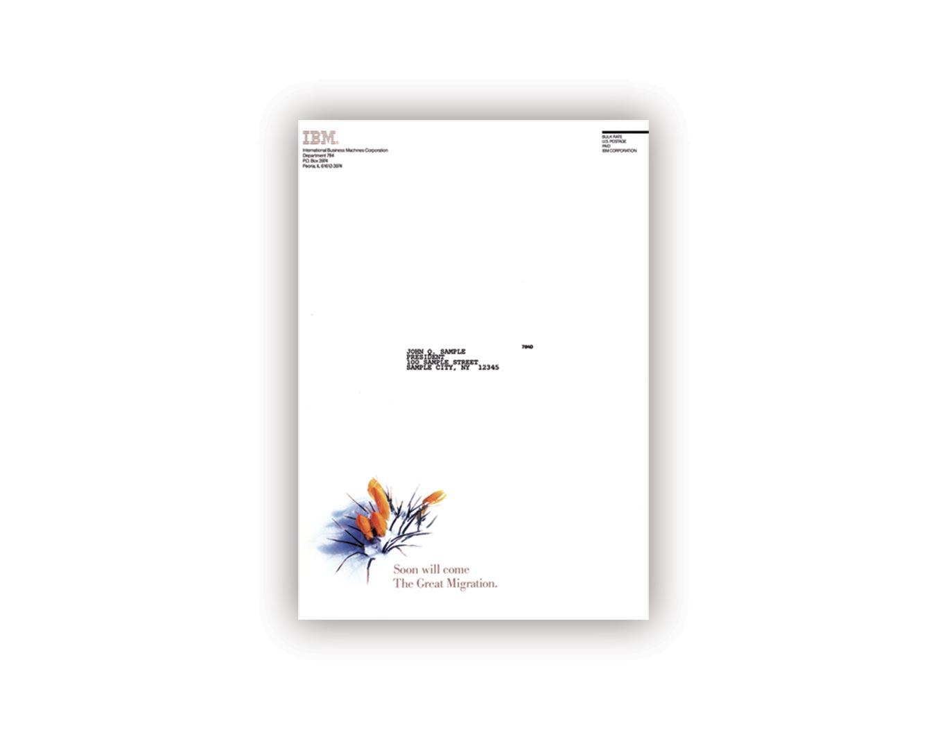 Direct Response- IBM