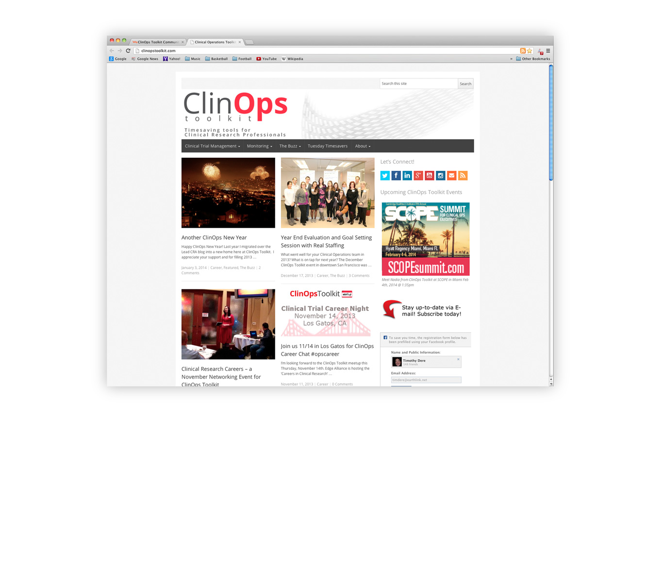 Interactive- ClinOps Toolkit