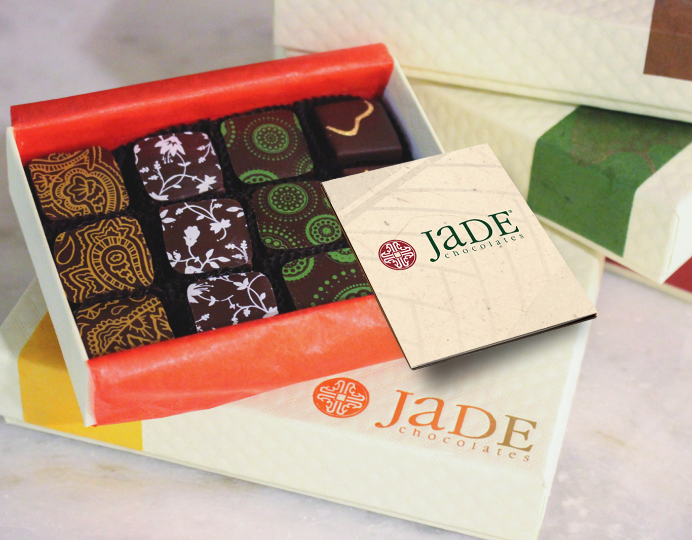 Campaign- Jade Chocolates