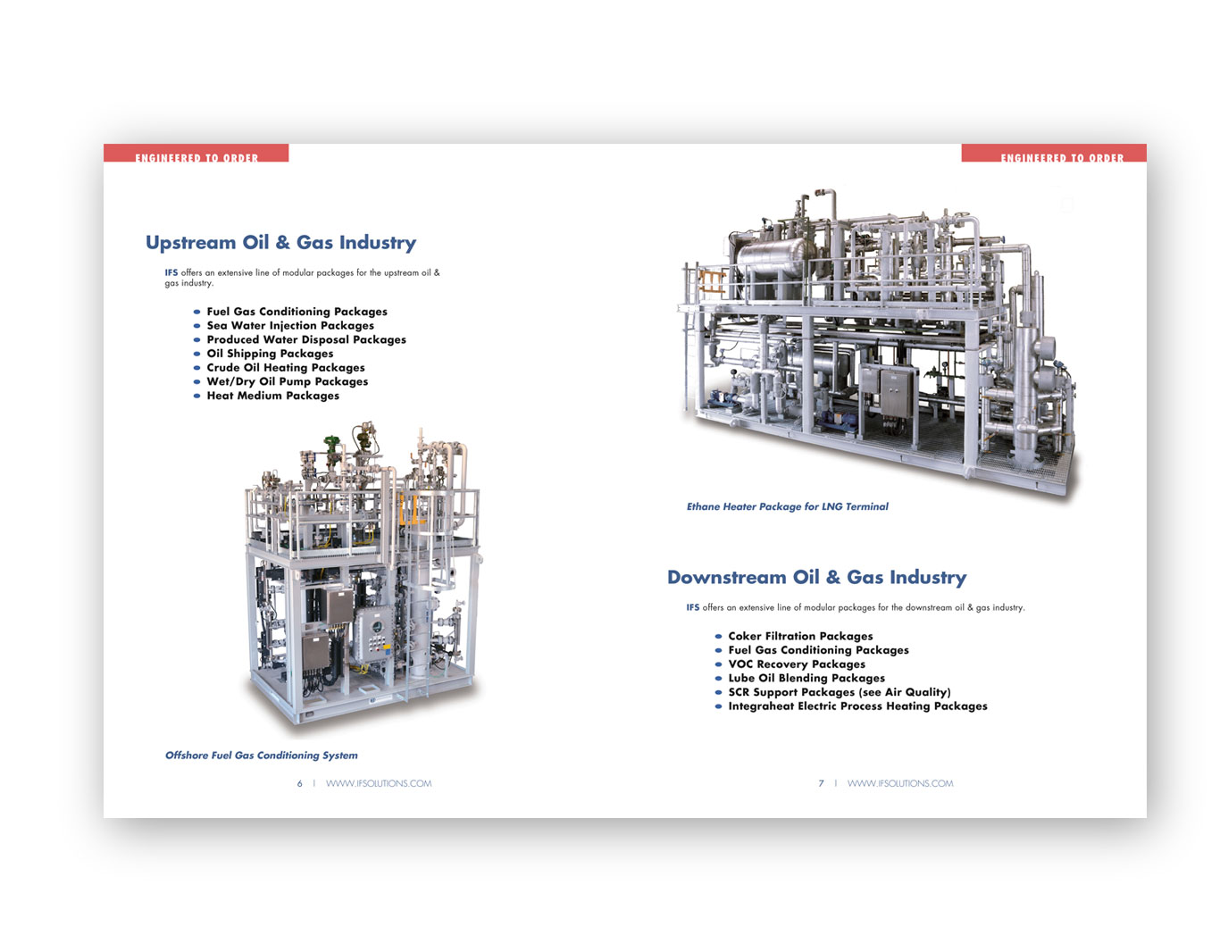 Integrated Flow Solutions